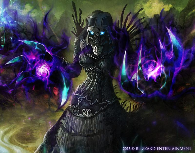 WoW TCG - Infinite Suppressor by Jaydekim