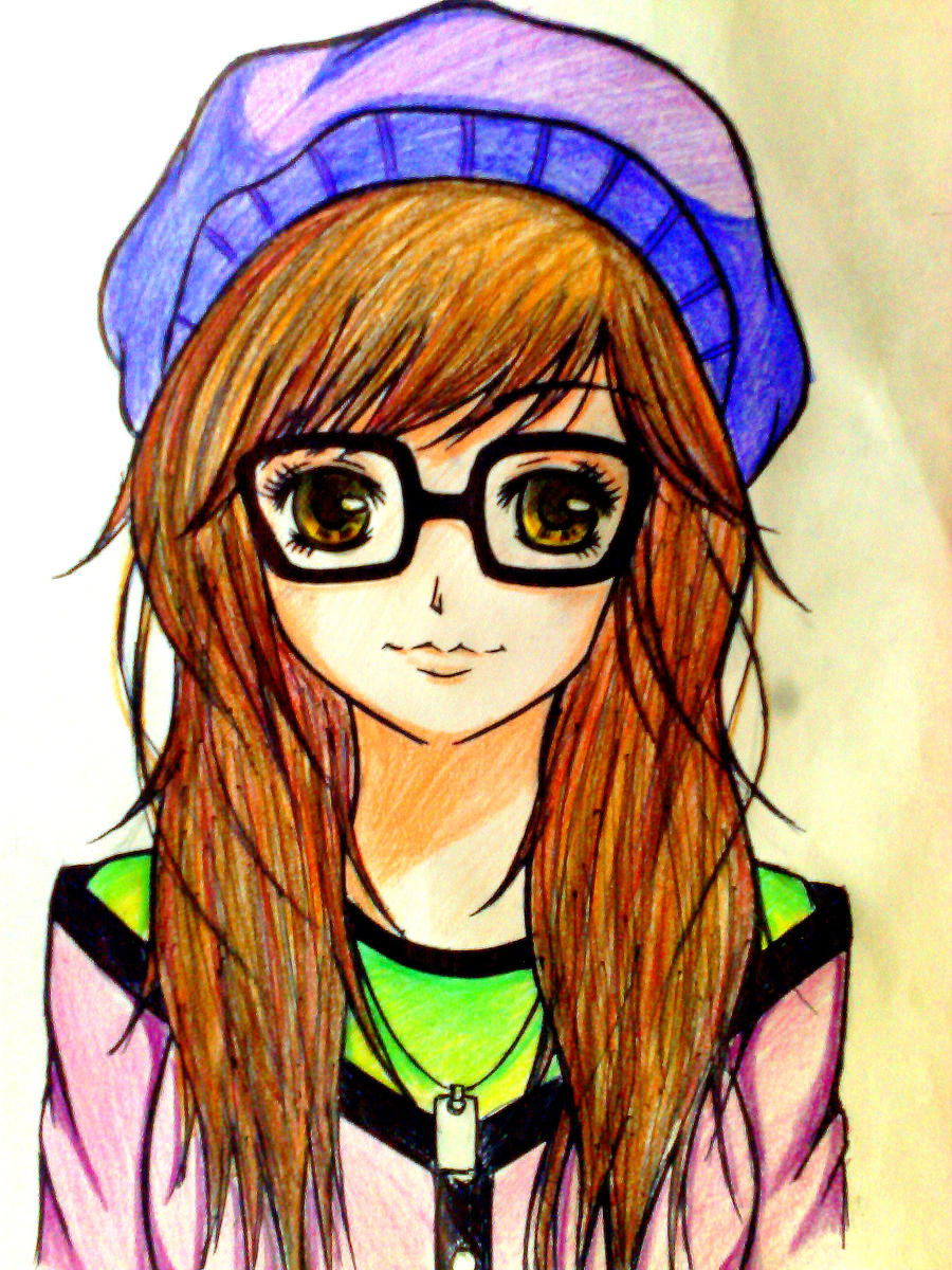 Nerd Glasses 2 By Cathy122190