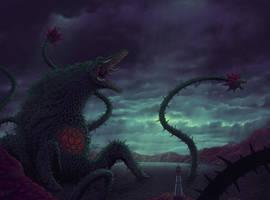 Biollante by Tyzilla33191