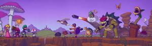 Super Mario Bros. Reimagined