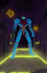 Fusion Suit Samus Redesign