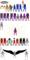 Neon Genesis Evangelion Micros