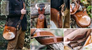 Fantasy hunting bag by Ulfhednar-Workshop