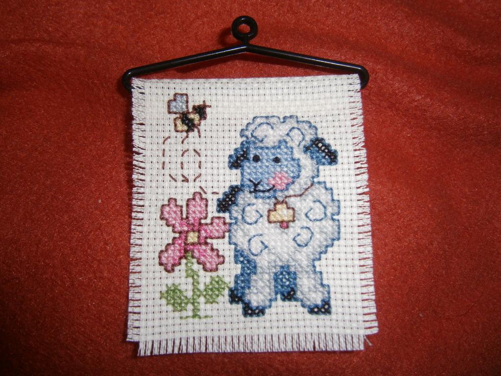 Little Lamb by Fusainne