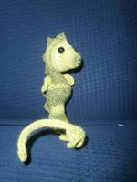 Seahorse Amigurumi by Fusainne