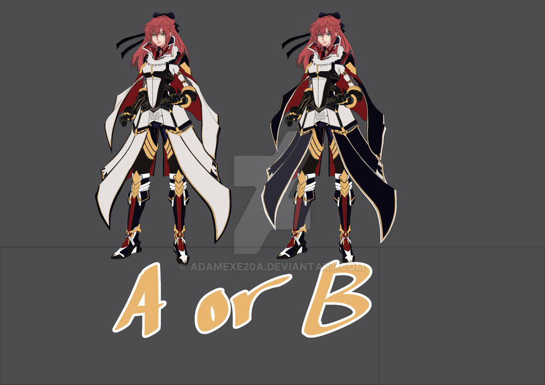 A OR B by adamexe20a