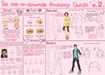 The Not-So-Accurate Anatomy Guide v.2