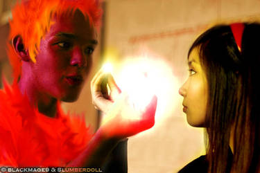 Your Flame Is Inferior To Mine