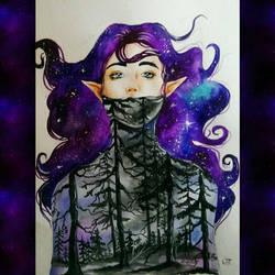 Elven dreams by Kentrkatty1