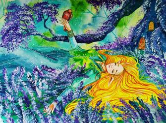 fantasy time by Kentrkatty1