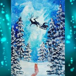 Winter time by Kentrkatty1