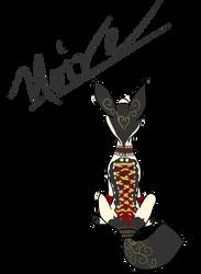 Noire by sassyseraph