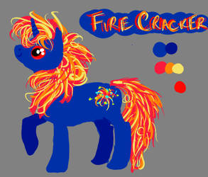 Fire Cracker by sassyseraph