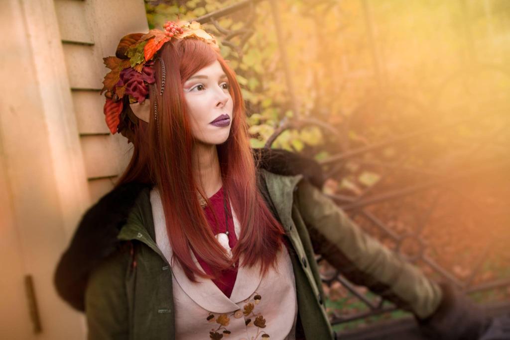 Autumn Ranger #2 by deleriumsedge