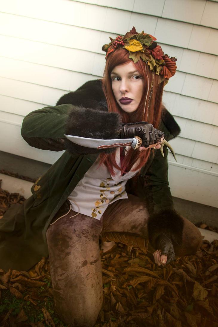 Autumn Ranger #3 by deleriumsedge