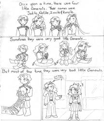Little Generals page 1