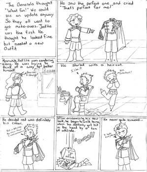 Little Generals page 3