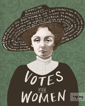 Votes for Women | Suffragette