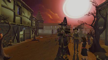 Runescape- Plauge Doctor! by Xx-DarkCrimson-xX
