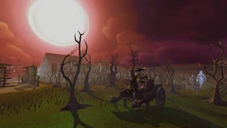 Runescape The Plague Doctor awaits..... by Xx-DarkCrimson-xX