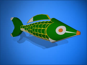 Cadfish by pley
