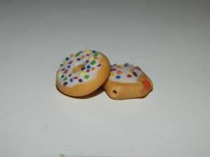 Clay Doughnut and Poptart