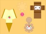 The Bakery Papercraft