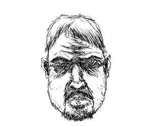 Sketches- Some Face by Danny-Santiago