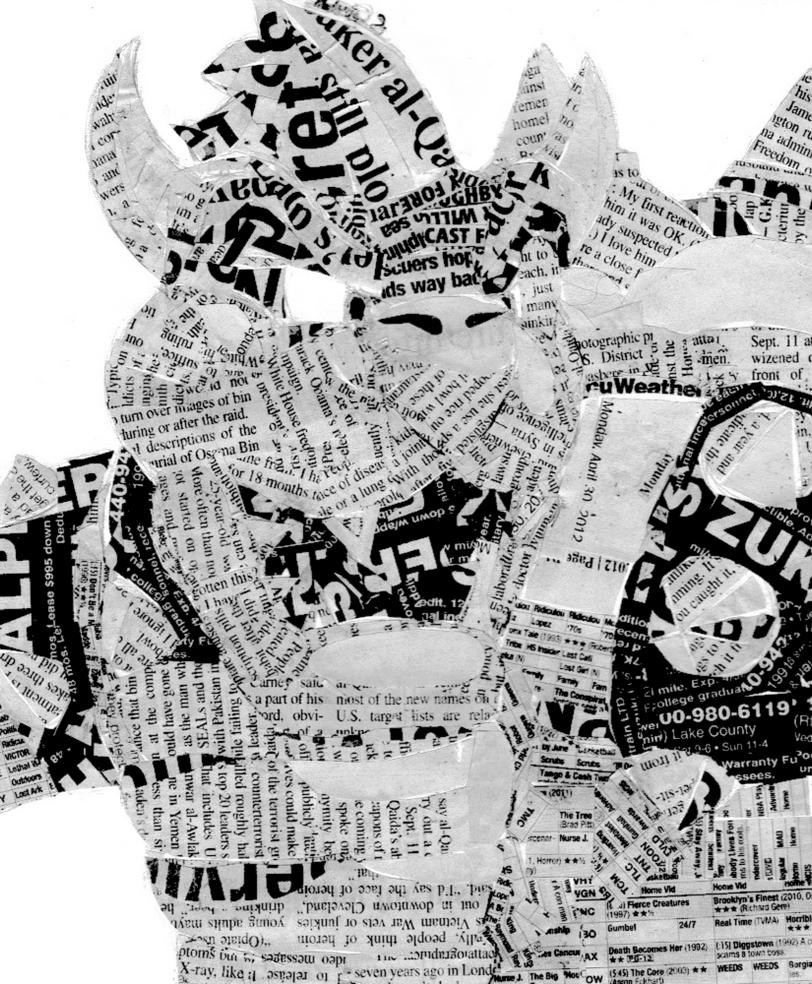 Text Art: Bowser by VoxRobotics