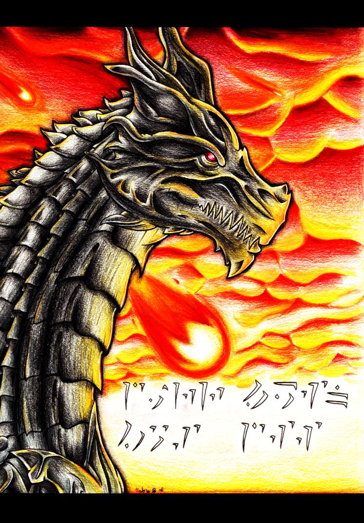 Alduin: Bane of Kings by TheGrumpyTurtle
