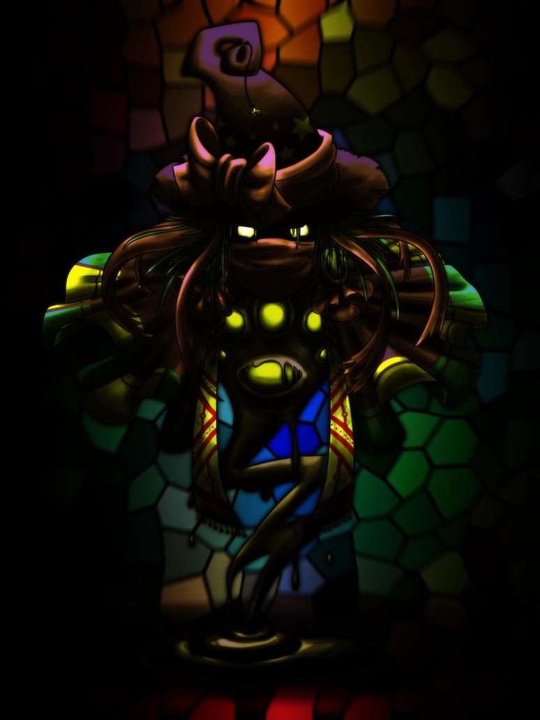 The Paint Sorceress by VoxRobotics