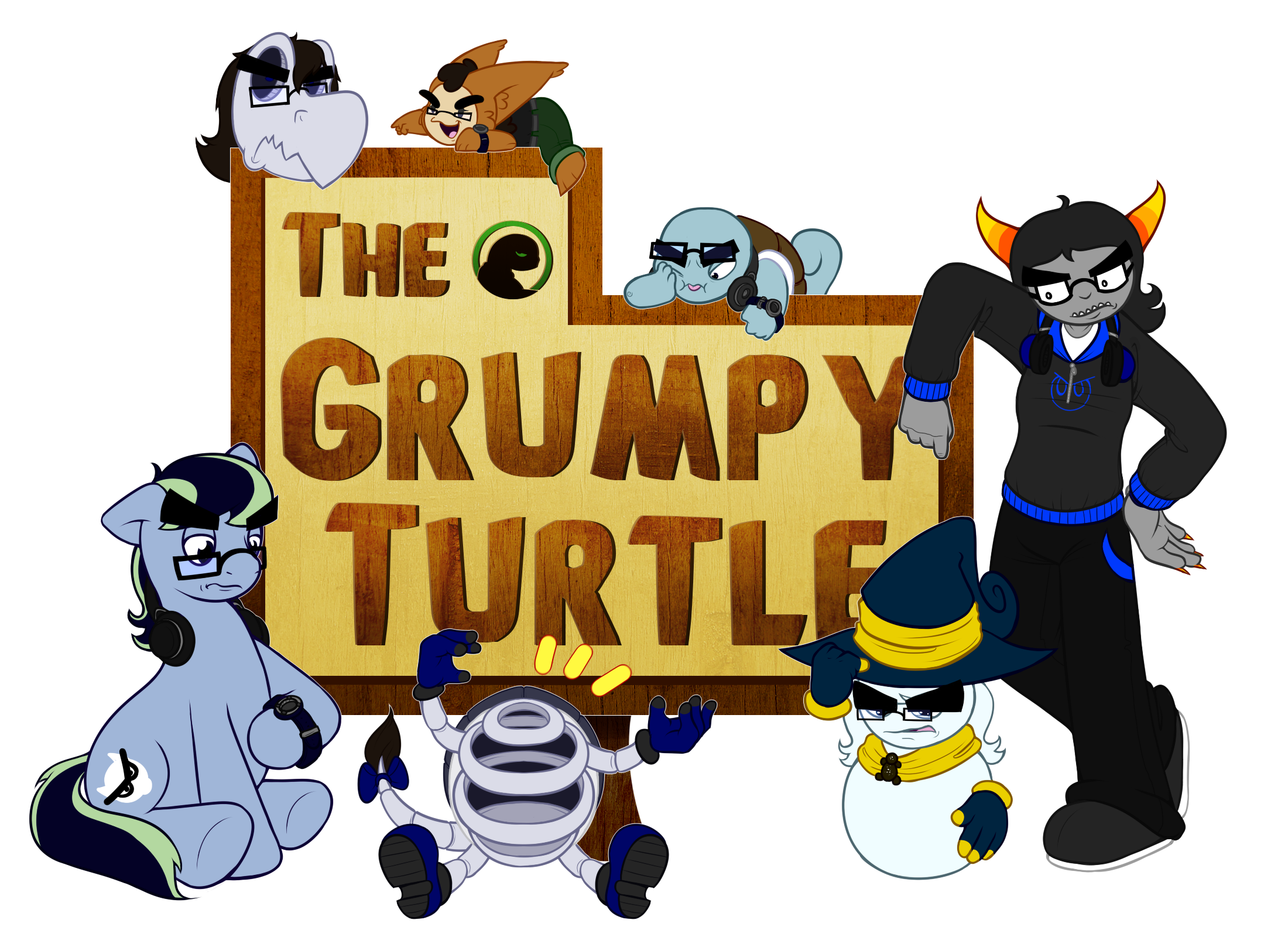 TheGrumpyTurtle's Profile Picture