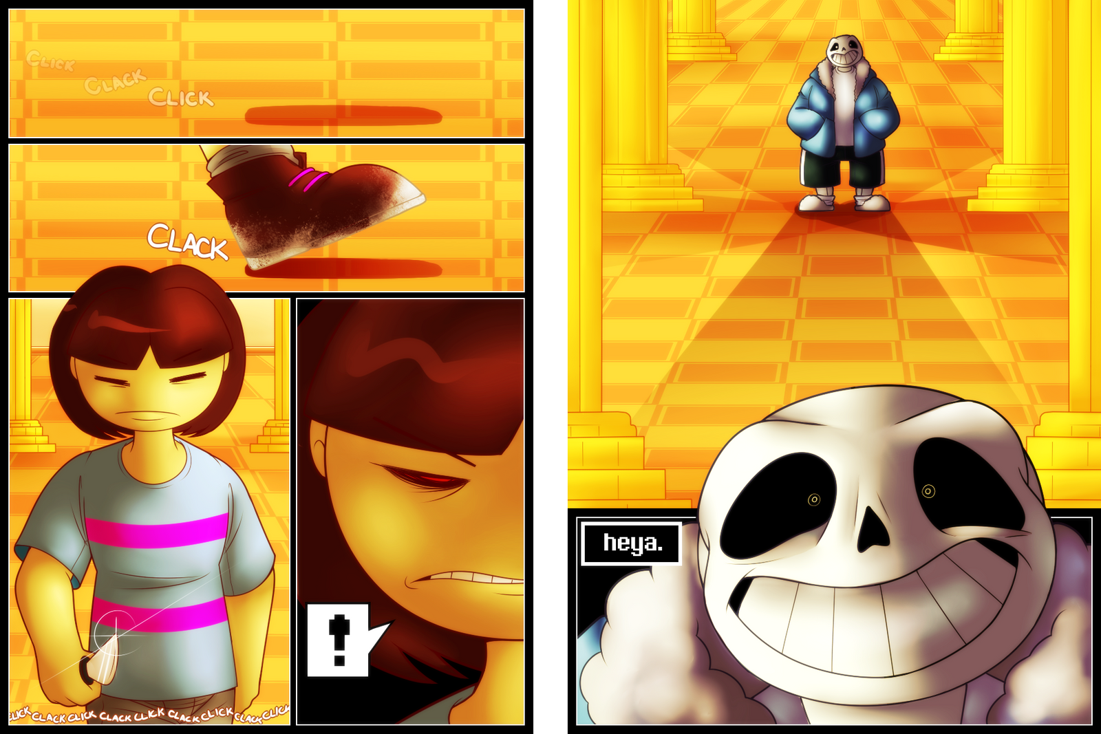 undertale how to do true pacifist first run