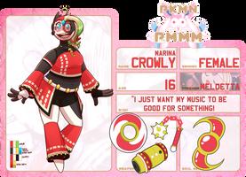 PMMM : App : Marina Crowly by Artivox