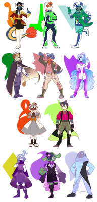PMMM : Even More Magicals
