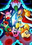 Kirby Crystal Crew