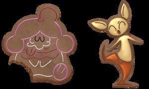 Gingerbreadmon Collab