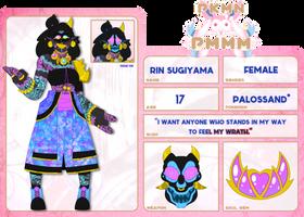 PMMM : App : Rin Sugiyama