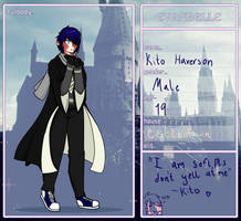 [E] Kito Haverson by Sinister--Pastel