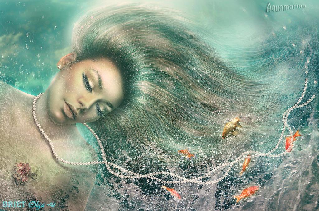 Aquamarina by BrietOlga