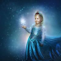 Little Elsa by BrietOlga