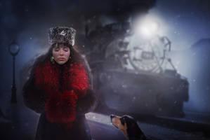 Anna by BrietOlga