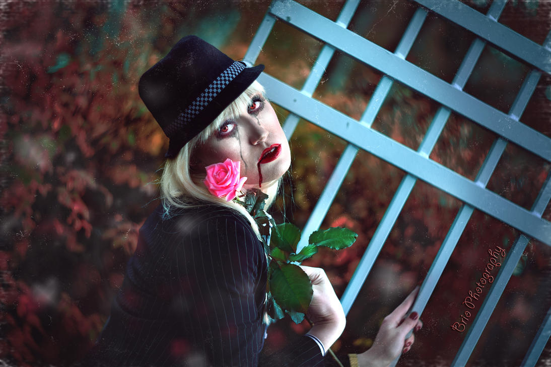 Lady Vamp by brietolga
