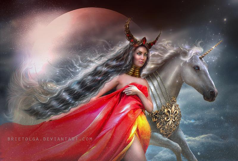Capricorn's Time by brietolga