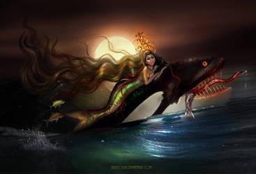 Little Mermaid by BrietOlga