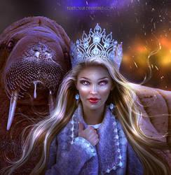 Snegurochka - Snow Queen