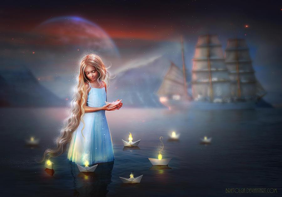 Sail Away My Little Ships