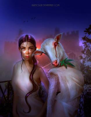 Enchanted Sister - NEW WORK! by BrietOlga