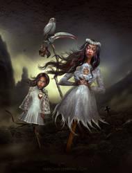 UnWanted Dolls - NEW WORK by BrietOlga