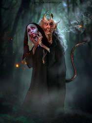 The Nuns' Kidnapper by BrietOlga